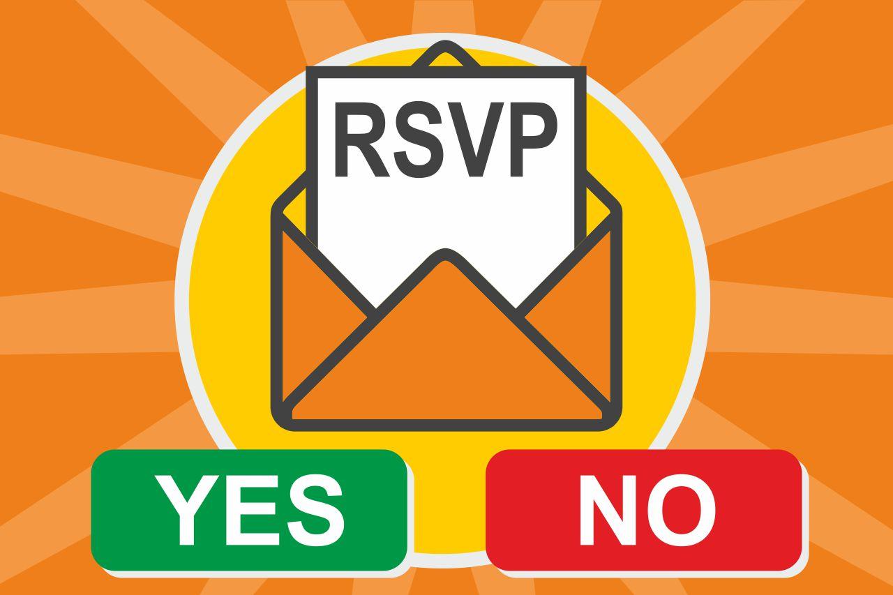 Benefits of RSVP tool