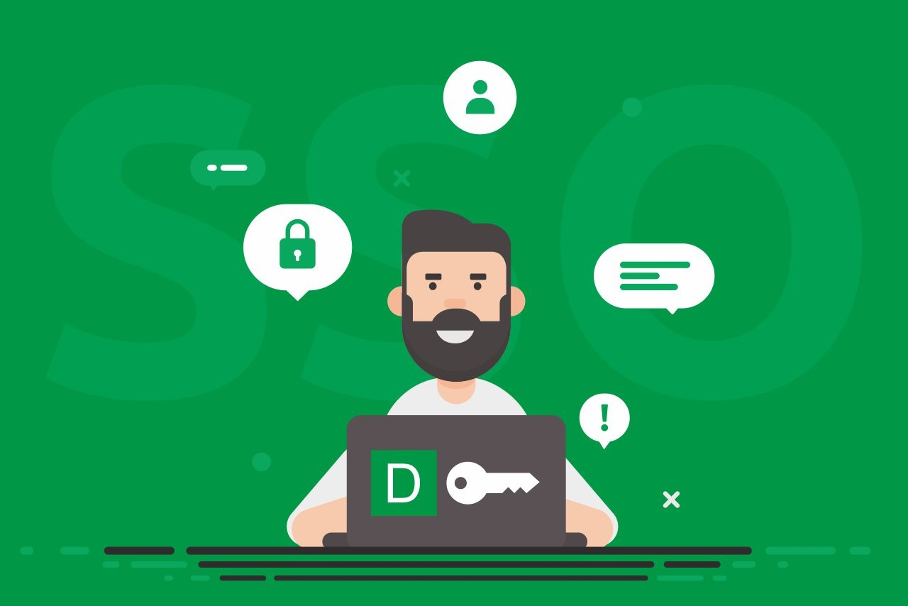 52 - Benefits of the DeskAlerts SSO for your business