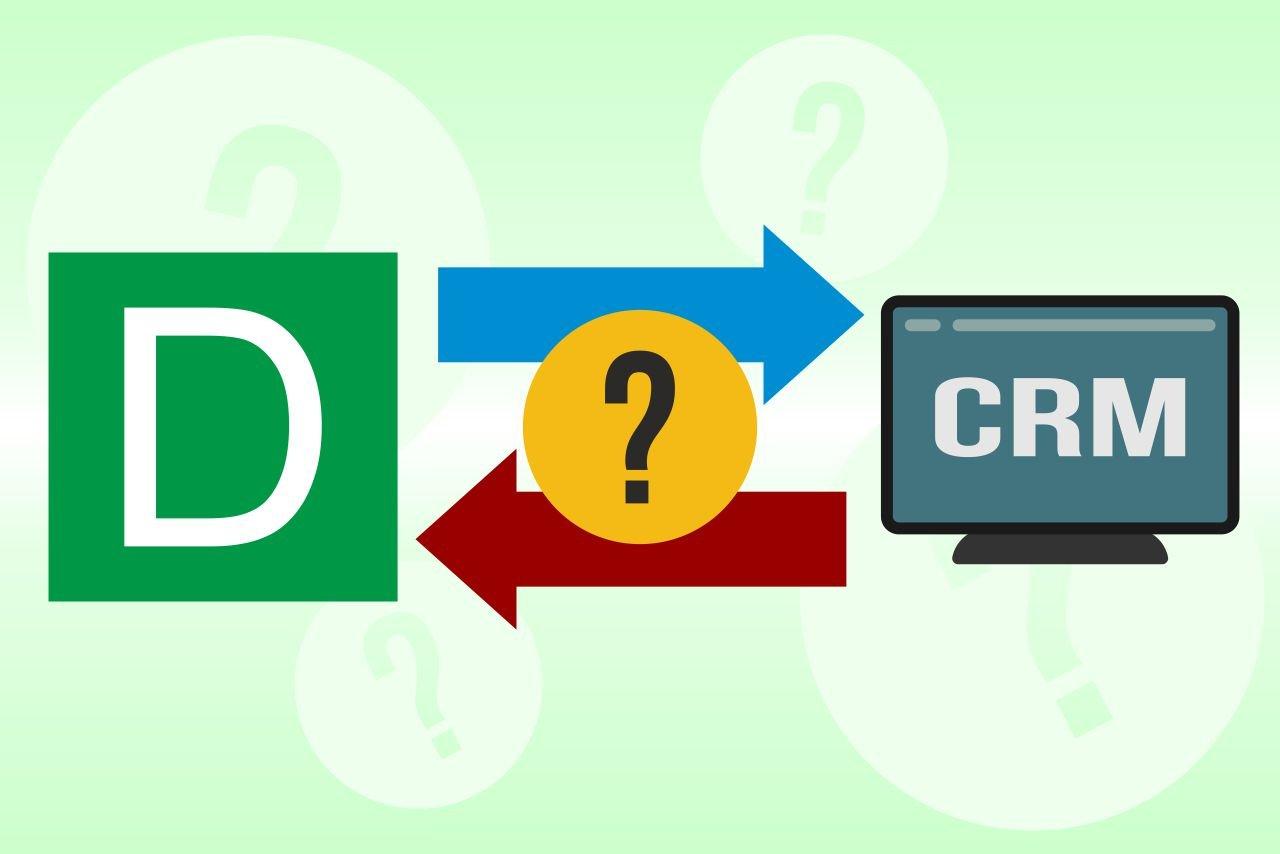 DeskAlerts integrates with CRM