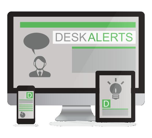 Blog DeskAlerts Demo