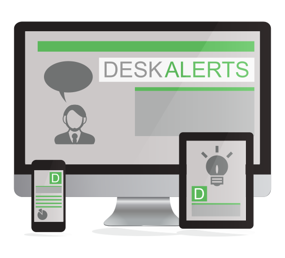 Blog DeskAlerts Demo
