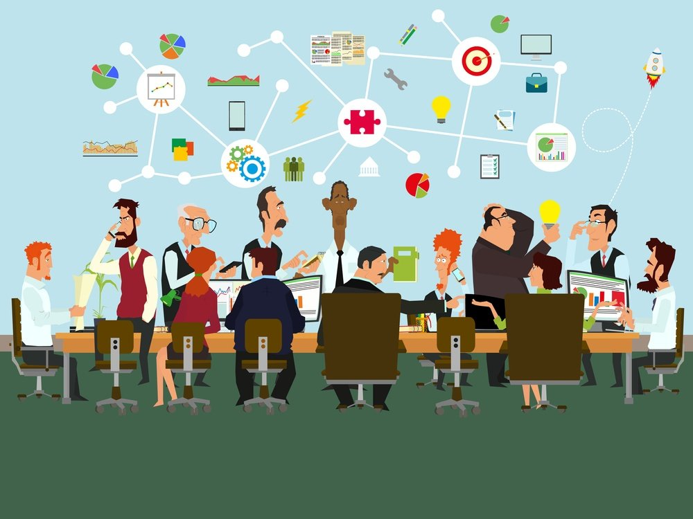 problems with lack of communication in the workplace