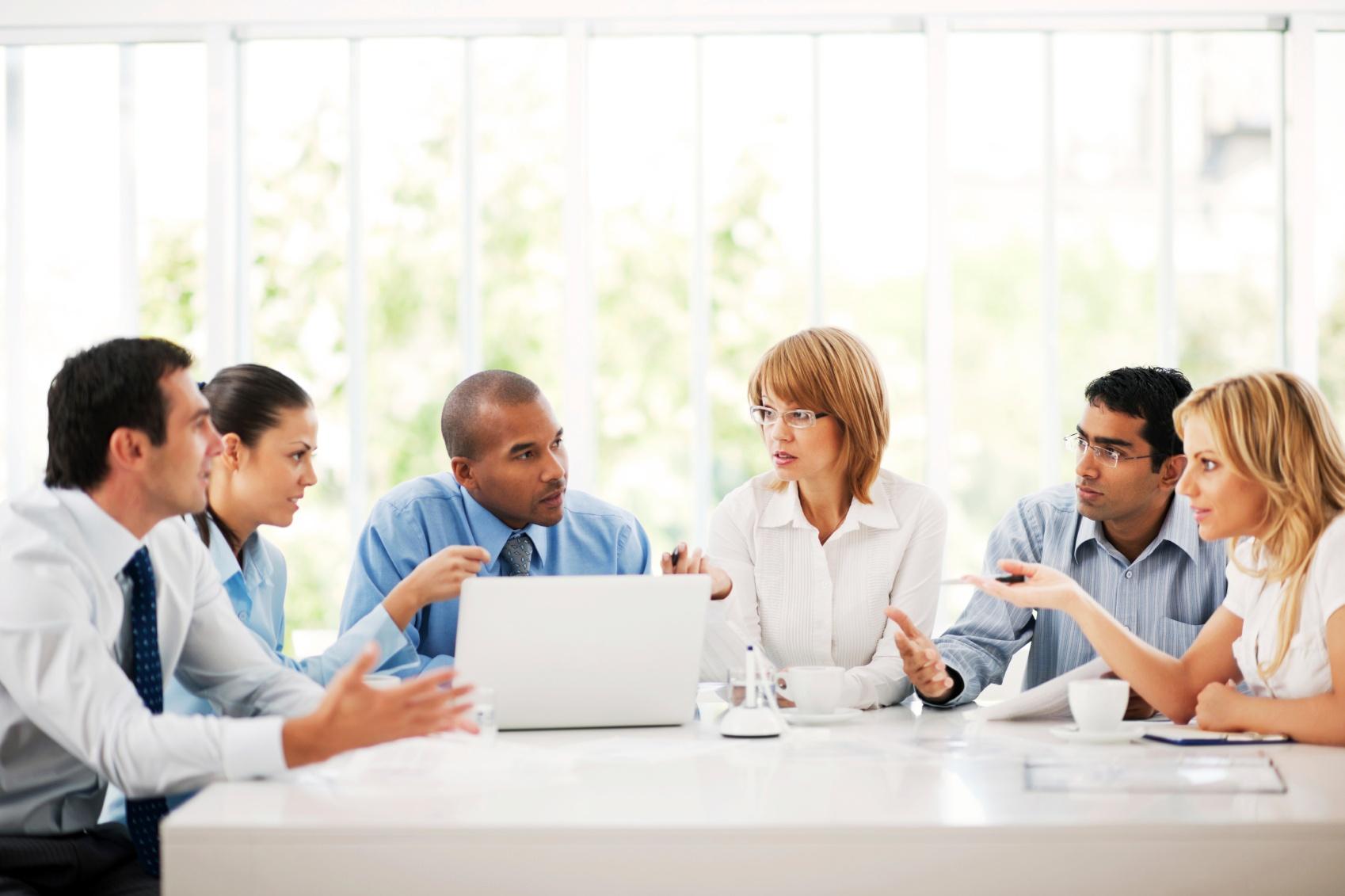 internal communication in an international company