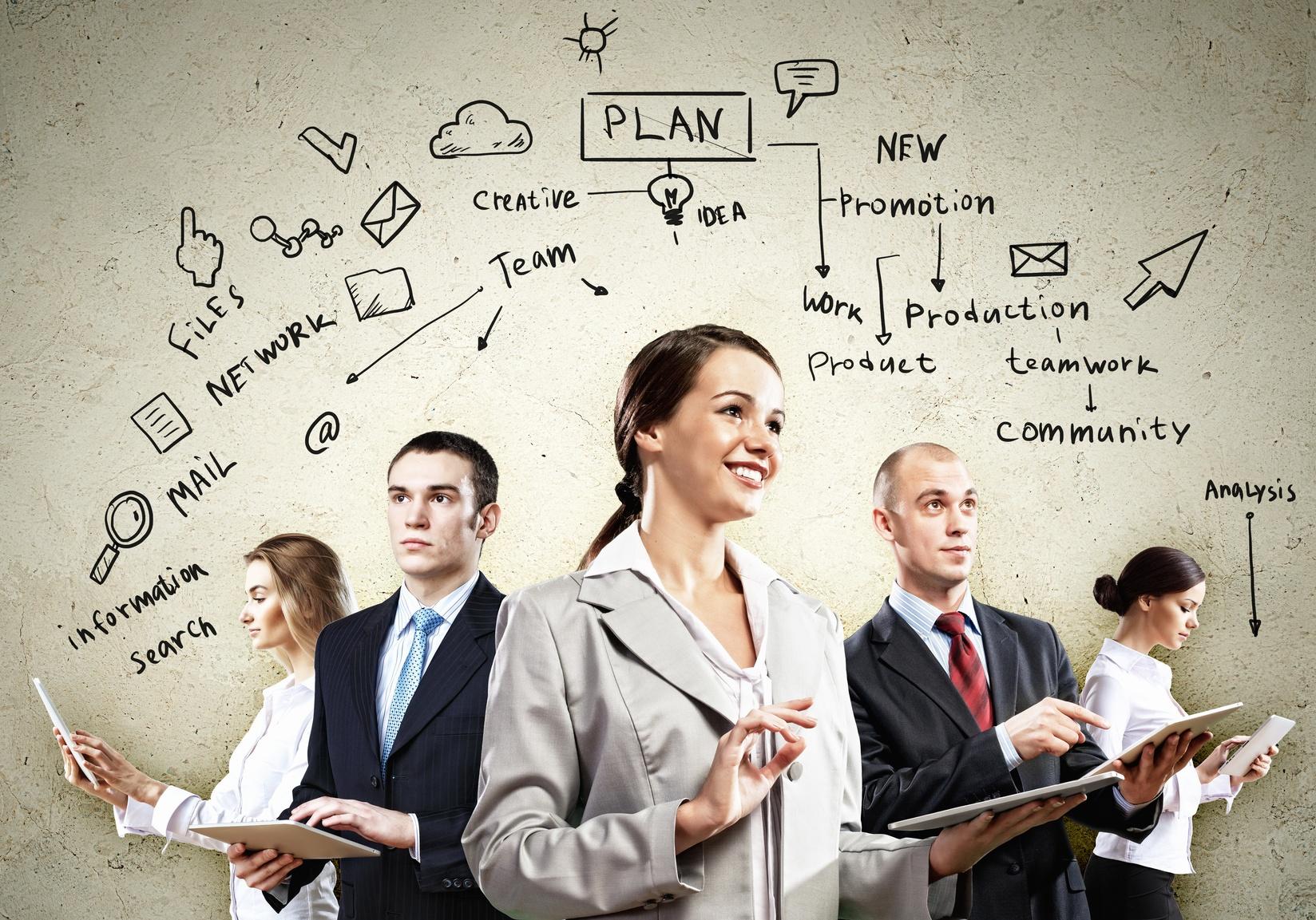 Corporate communication strategy