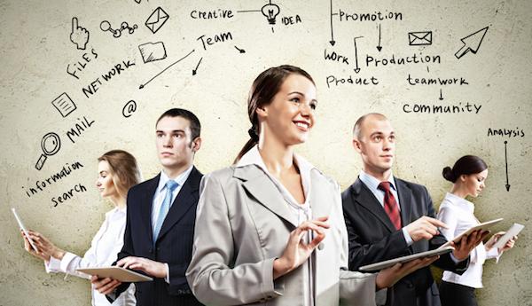 Corporate communication training