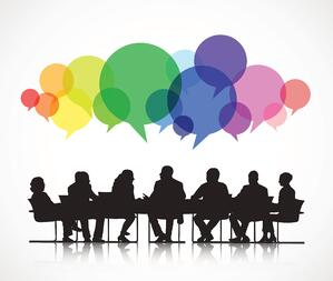 Social Business Meeting