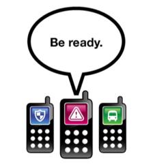 Text alert system