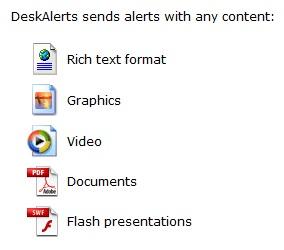 DeskAlerts Desktop Alert Software