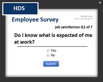 employee communication tools survey