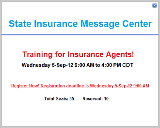 insurance communication tool