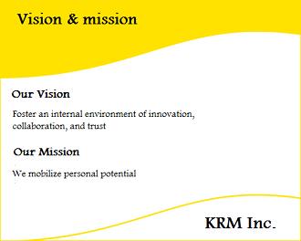 screensaver corporate communications