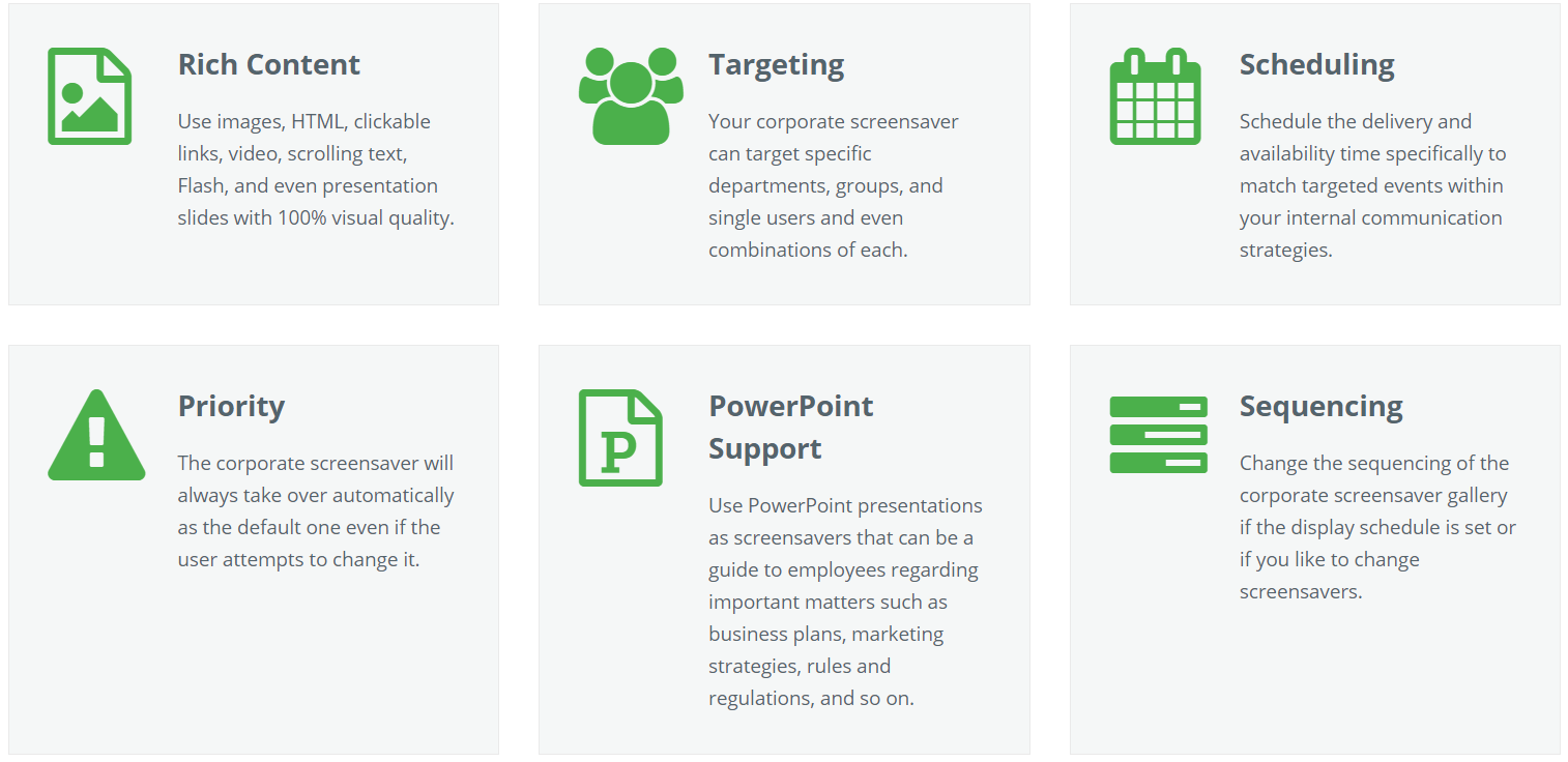 business-wallpaper-software-options