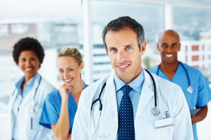 IT department in health care