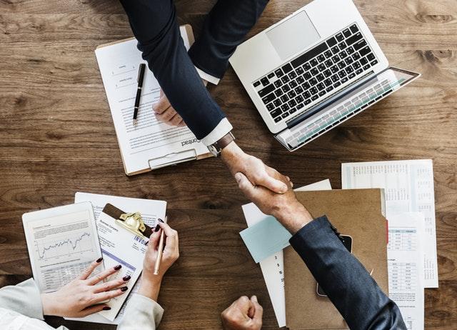 Business communication process