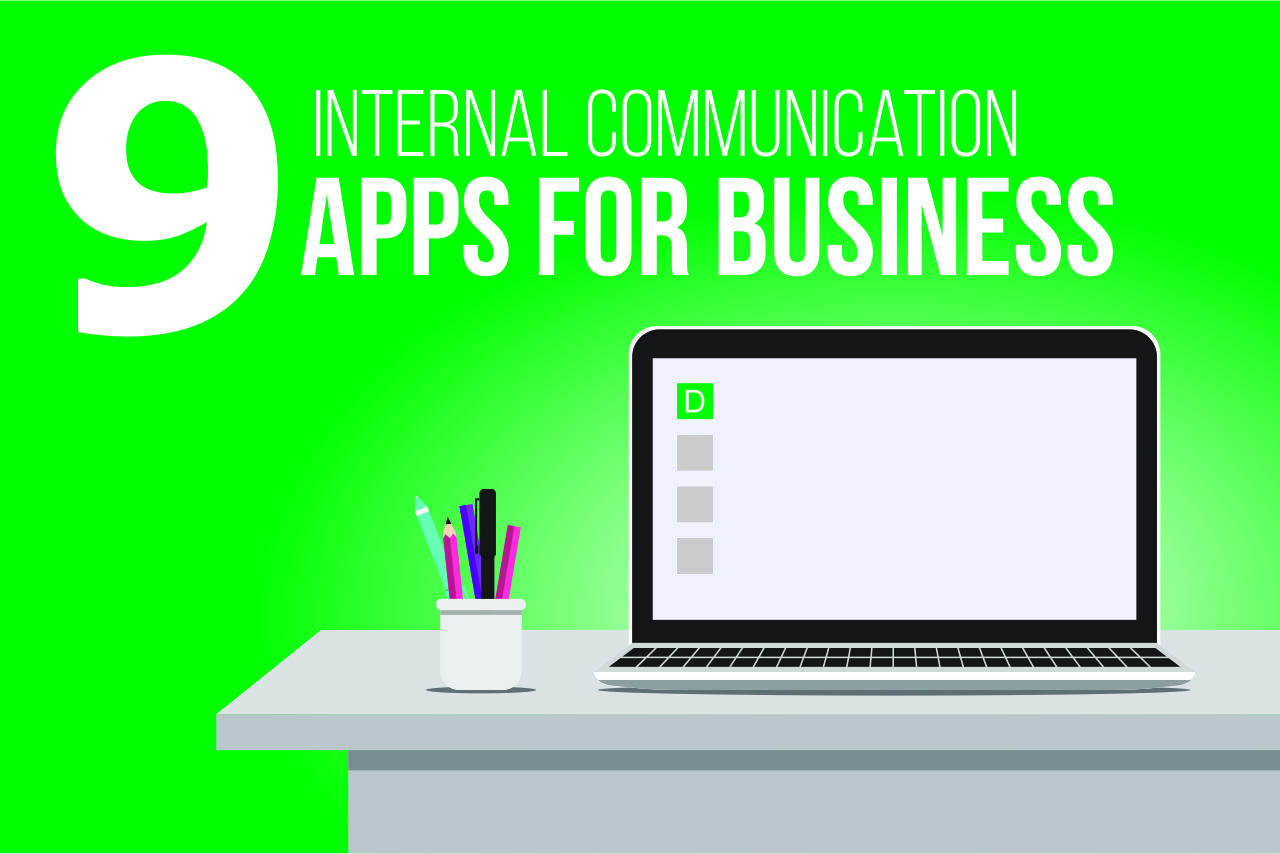 Apps for internal office communication