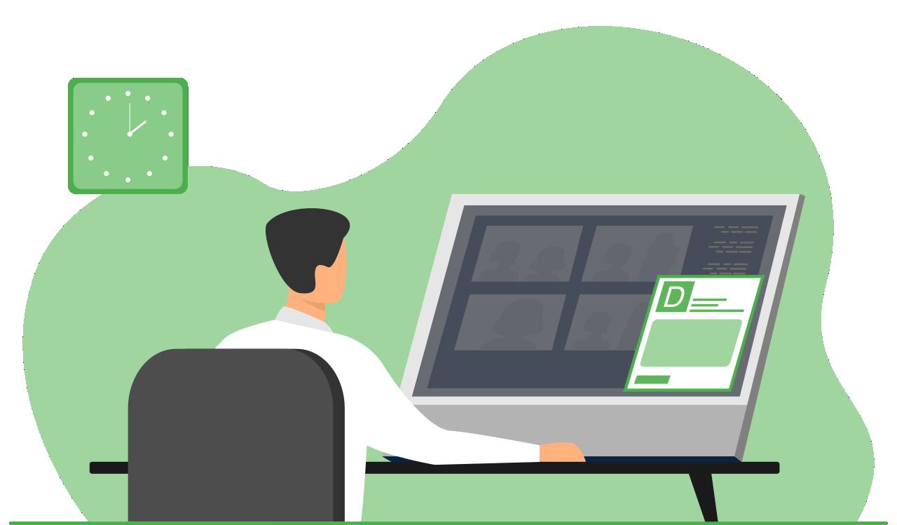 Desktop-Benachrichtigungssystem