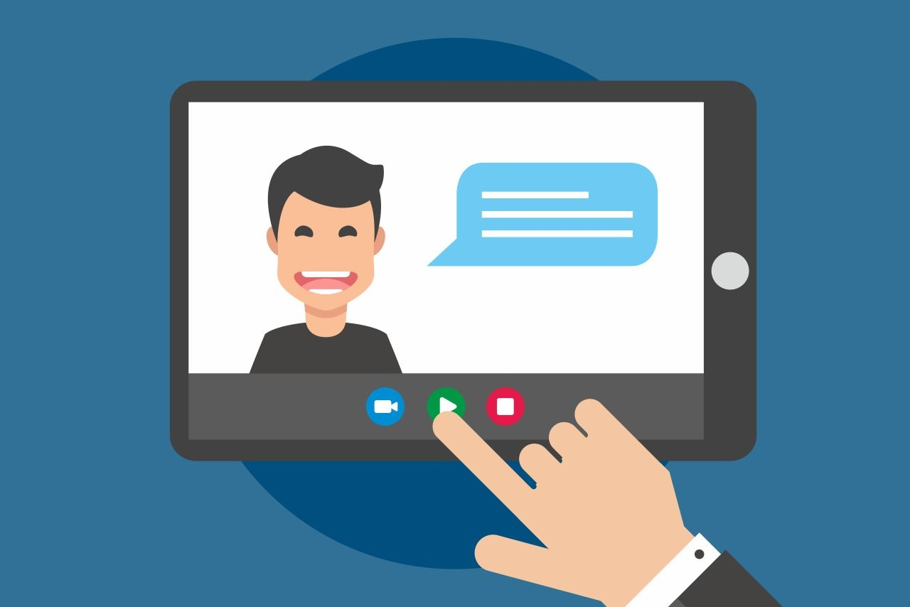 Video alerts for employee engagement