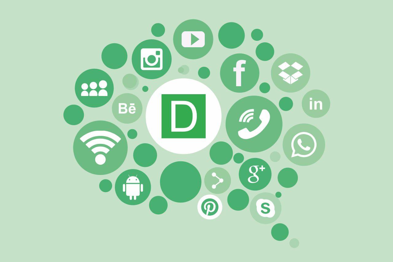 Business communication software