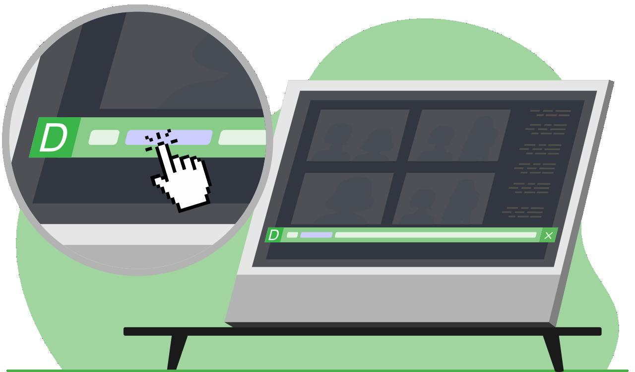 newsticker für desktop