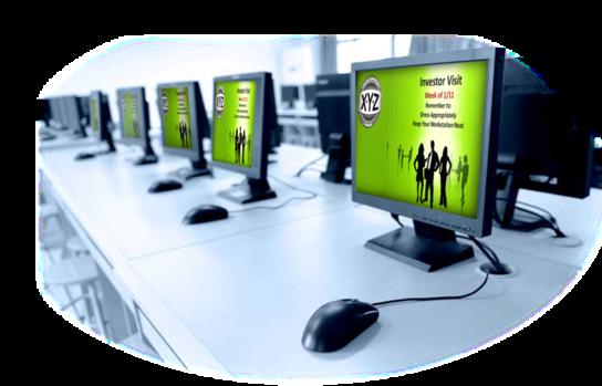 Corporate Desktop Wallpaper