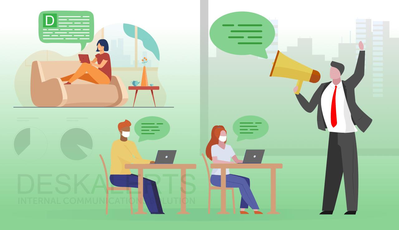 Effective leadership communications during coronavirus