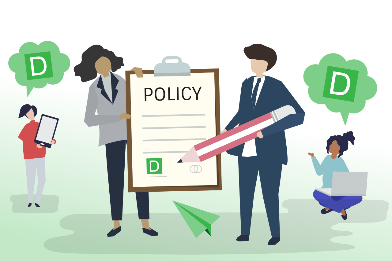 writing company policies
